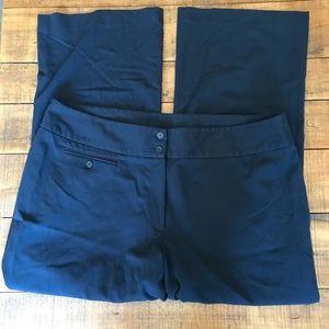 Navy Blue Lane Bryant pant